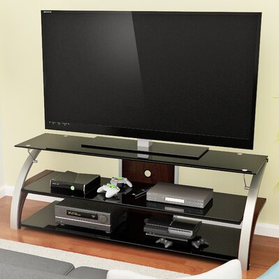 Jase 58 TV Stand Width of TV Stand: 22.5 H x 55 W x 19.88 D