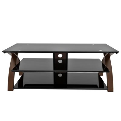 Willow TV Stand Width of TV Stand: 22 H x 58 W x 19.63 D