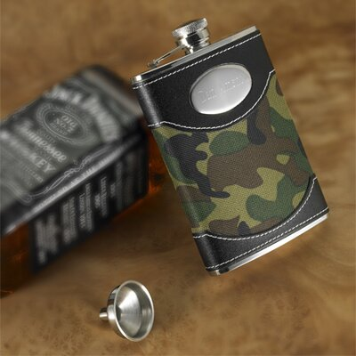 Personalized Gift Flask