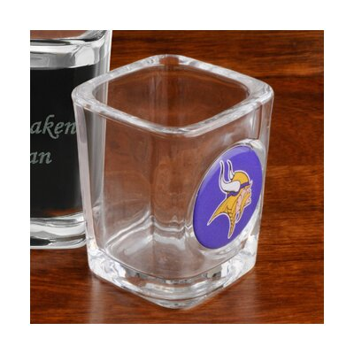 NFL Shot Glass NFL Team: Kansas City Chiefs GC648+CHIEFS