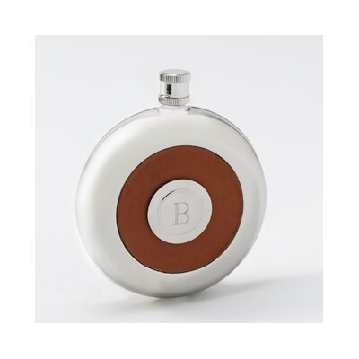 Personalized Gift Oxford Round Flask