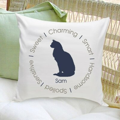 Throw Pillow Size: B