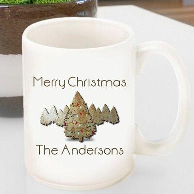 Personalized Holiday Coffee Mug GC1333
