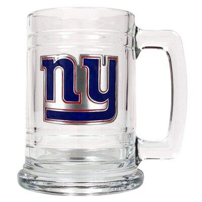 NFL 14 oz. Beer Mug NFL Team: New York Giants GC1487+Giants