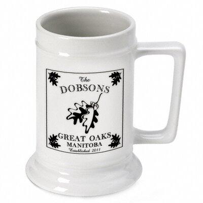 Personalized Gift Cabin Series Stein Mug