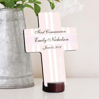 Personalized Gift First Communion Cross