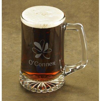 Personalized Gift Shamrock 25 oz. Sport Mug