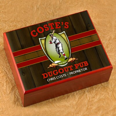 Personalized Gift Humidor