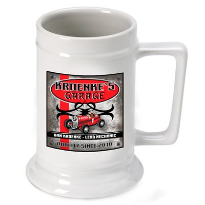 Personalized Gift Beer Stein GC270GARAGE