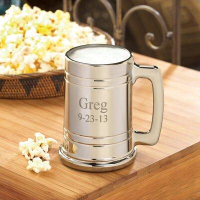 Personalized Gift Gunmetal Mug