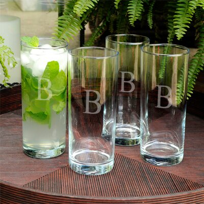 Personalized Gift Portico Cooler Glass
