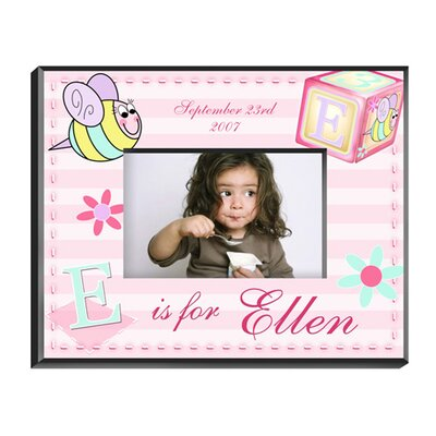 Personalized Gift Girly Bee Picture Frame