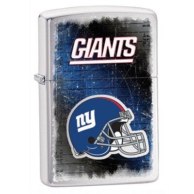 Personalized Gift NFL Zippo Lighter NFL Team: New York Giants