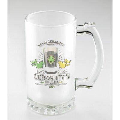 Personalized Gift 16 oz. Sport Mug
