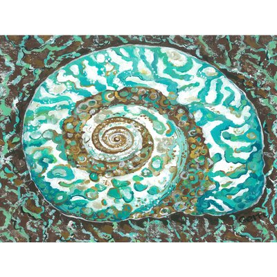Turban Shell Kitchen Mat