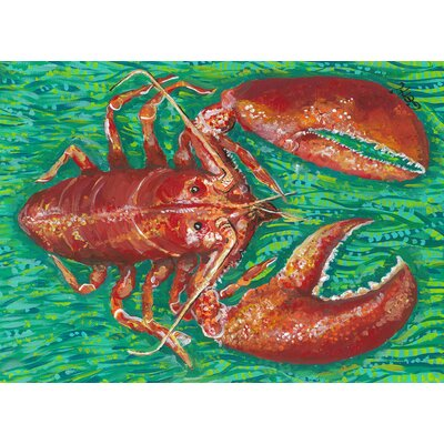 Lobster Kitchen Mat