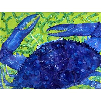Crab Kitchen Mat