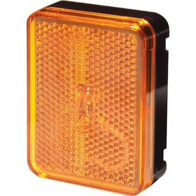 Truck/Trailer LED Sidemarker/Clearance Light