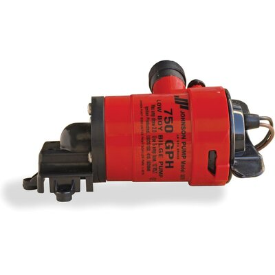 Low Boy 750GPH Cartridge Bilge Pump GPH: 750