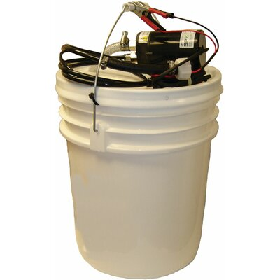 Oil Change Kit with Pail