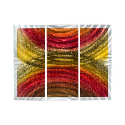 Rainbows 3 Piece Graphic Art Set