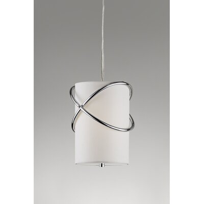 Kunz 1-Light Mini Pendant