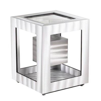 Magic Cube End Table