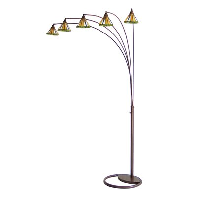 arc floor lamp - on davisondraft.