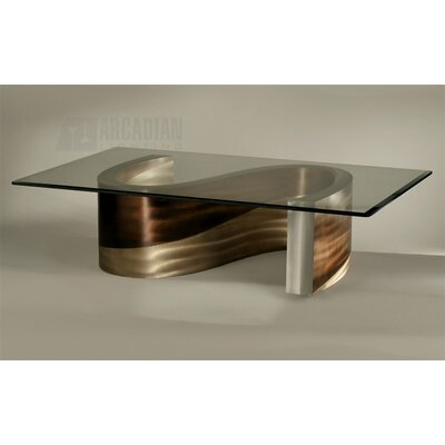 Molewski Meandering Coffee Table