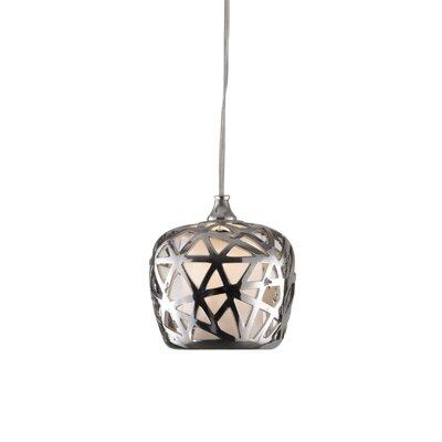 Padelsky 1-Light Mini Pendant