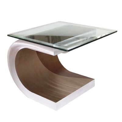 Meander End Table