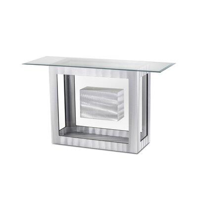 Magic Cube Console Table