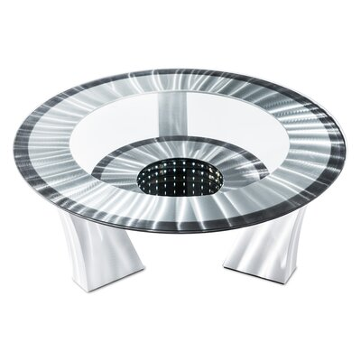 Helfgott Tunnel Vision Coffee Table