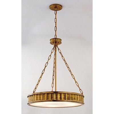 Middlebury 5 Light Pendant Finish: Aged Brass