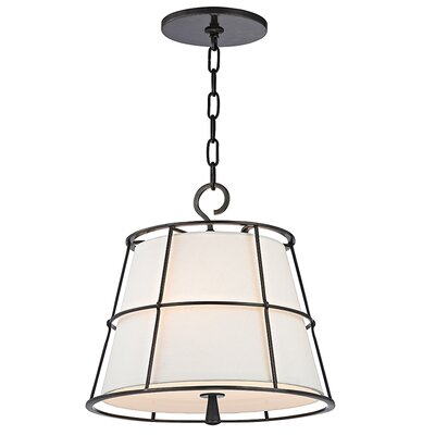 Arika 2-Light Foyer Pendant Finish: Old Bronze