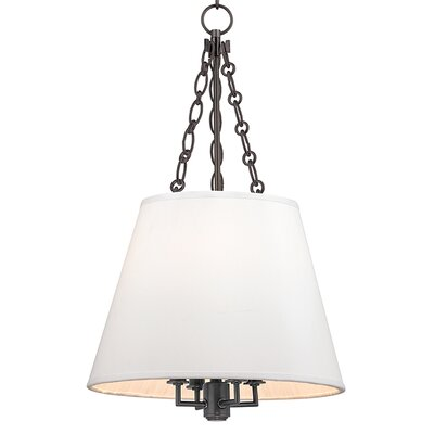 Espinosa 4-Light Pendant Finish: Old Bronze