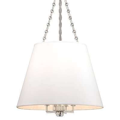 Espinosa 8-Light Pendant Finish: Polished Nickel