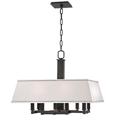 Hornberger 8 Light Pendant Finish: Old Bronze