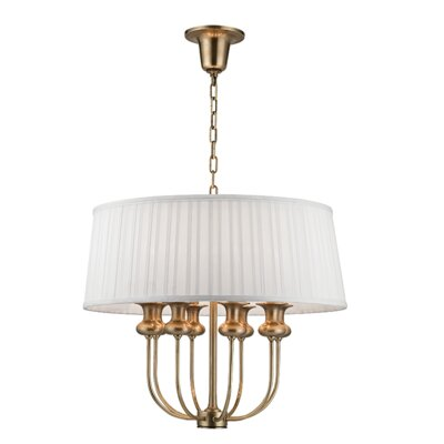 Ellum 8-Light Pendant Finish: Aged Brass