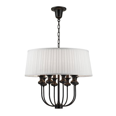 Ellum 8-Light Pendant Finish: Old Bronze