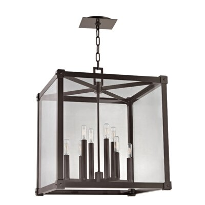 Moncontour 8-Light Pendant Finish: Old Bronze