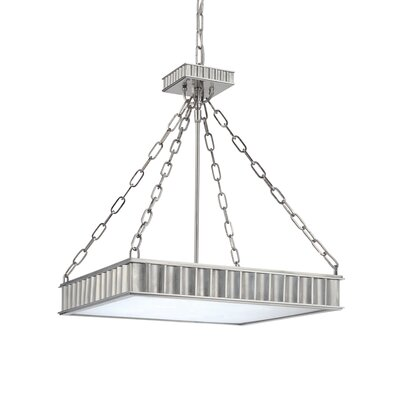 Middlebury 5-Light Pendant Finish: Polished Nickel