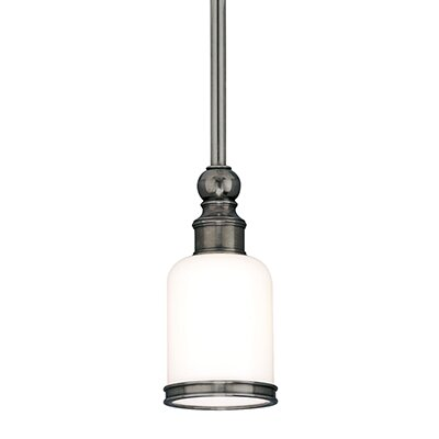 Elma 1-Light Pendant Finish: Antique Nickel