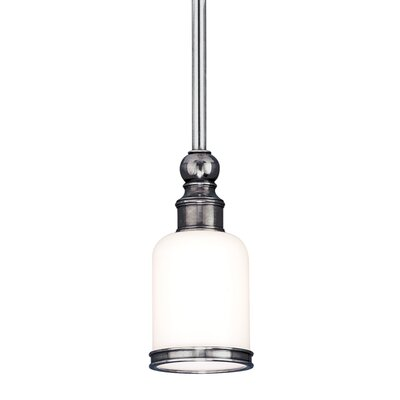 Elma 1-Light Pendant Finish: Polished Nickel