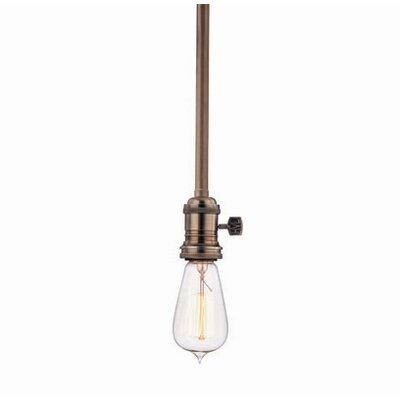 Diogo 1-Light Pendant Finish: Aged Brass