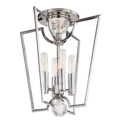 Marion 4-Light Semi Flush