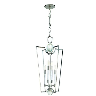 Marion Foyer Pendant Size: 33.5 H x 17.25 W