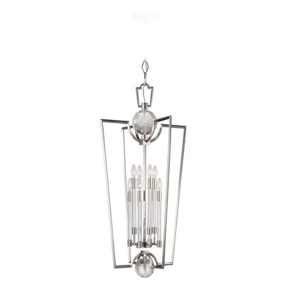 Marion 8-Light Foyer Pendant