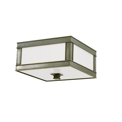 Destanee Flush Mount Finish: Old Bronze