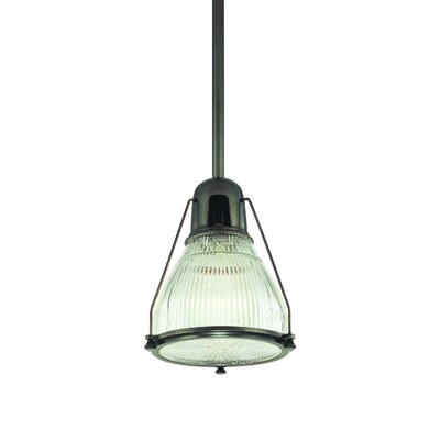 Margo 1-Light Mini Pendant Finish: Old Bronze